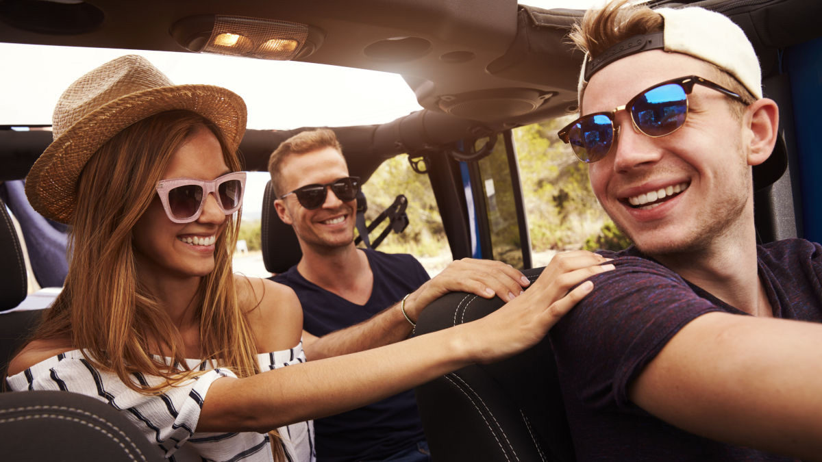 Cheap Car Rentals for Drivers Under 25