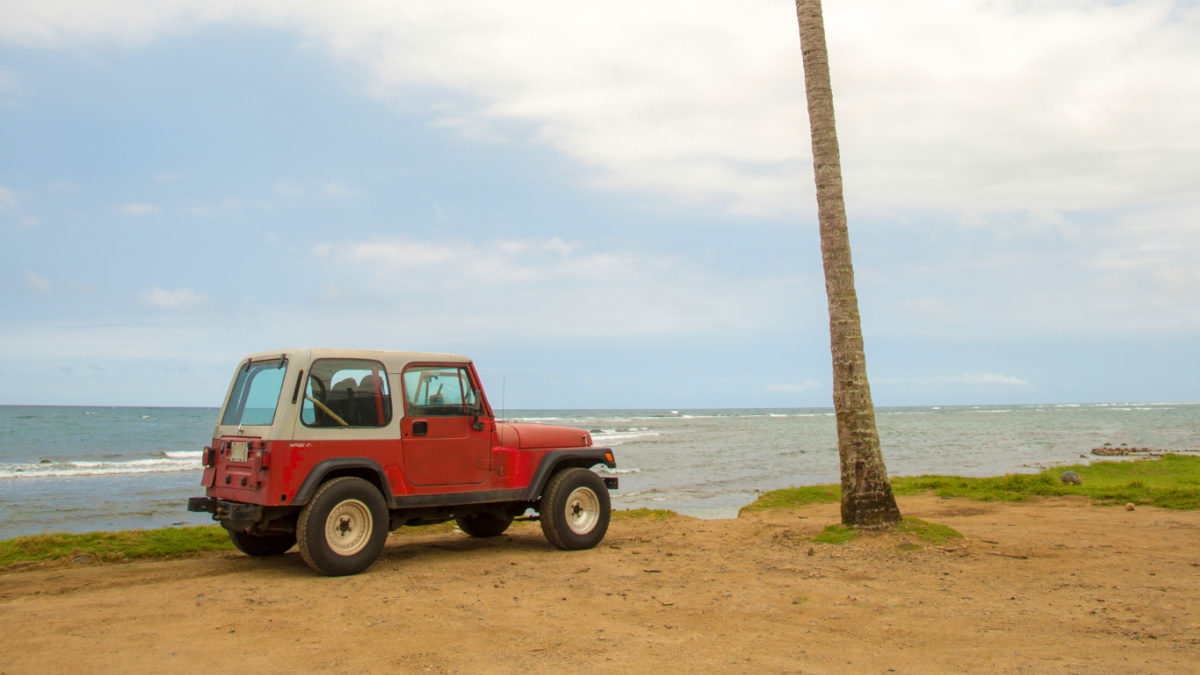 How to Rent a Jeep in Hawaii
